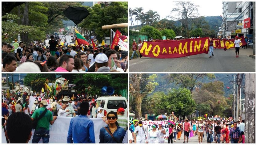 Marcha Carnaval 5 June 2015